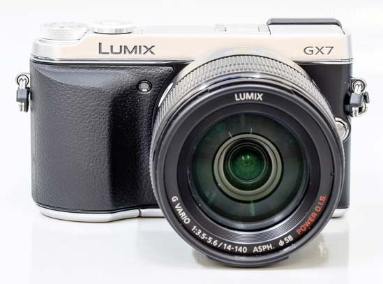 Panasonic LUMIX G X VARIO 12-35mm F2.8 ASPH