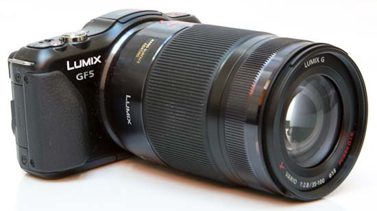 Panasonic LUMIX G X VARIO 35-100mm F2.8 ASPH