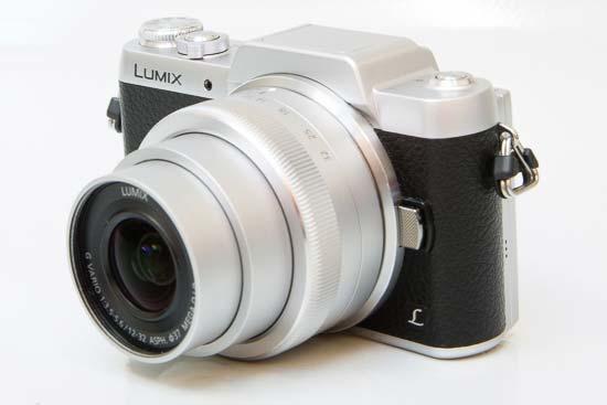 Panasonic Lumix DMC-GF7