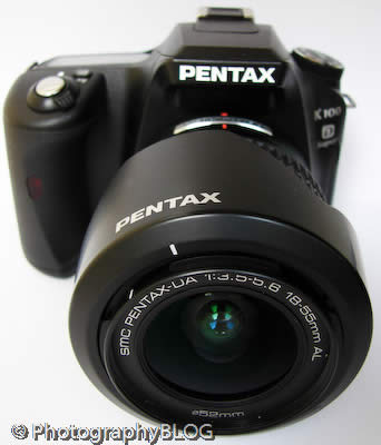 Pentax K100D Super