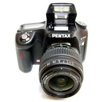 Pentax K200D