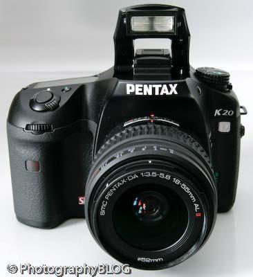 Pentax K20D
