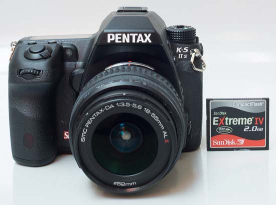 Pentax K-5 IIs
