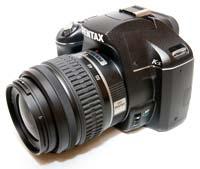 Pentax K-x