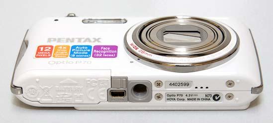 Pentax Optio P70