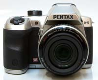 Pentax X-5