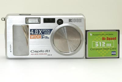 Ricoh Capilo R1
