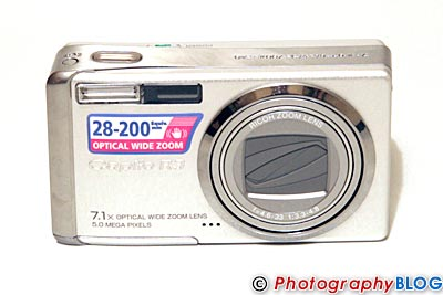 Ricoh Caplio R3