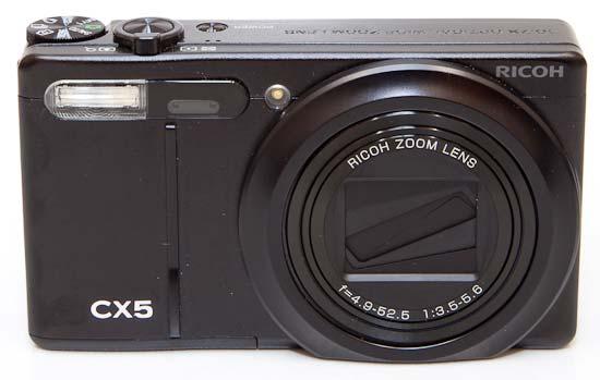 Ricoh CX4