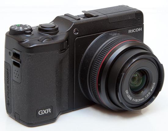 Ricoh GXR A12 28mm