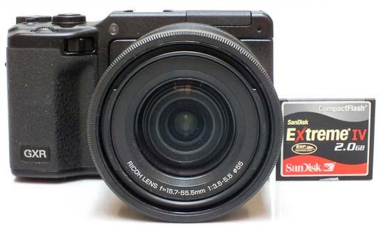 Ricoh GXR A16 24-85mm