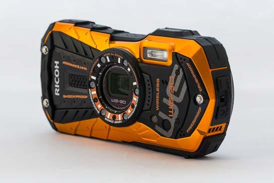 Ricoh WG-30 Wi-fi