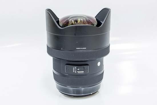 Sigma 12-24mm F4 DG HSM Art