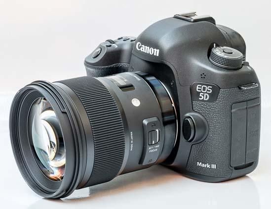 Sigma 50mm F1.4 DG HSM