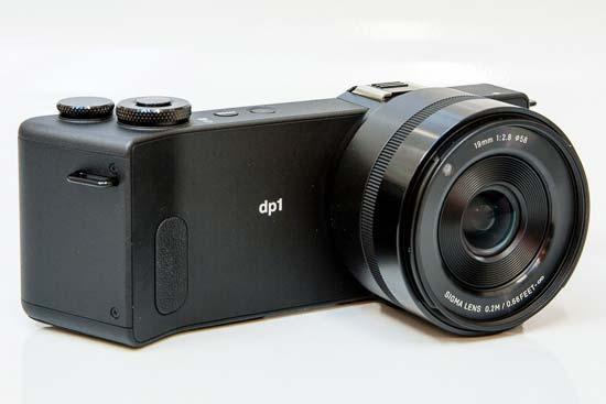 Sigma DP1 Quattro