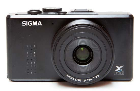 Sigma DP2x