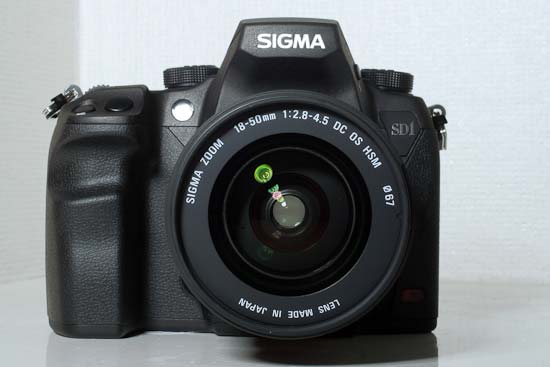 Sigma SD1