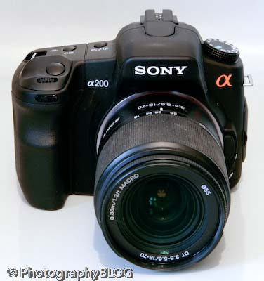 Sony A200