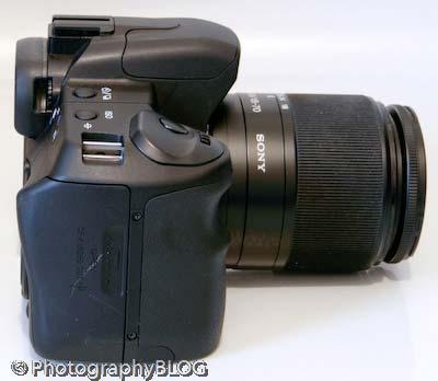Sony A200