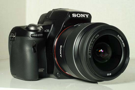 Sony A35