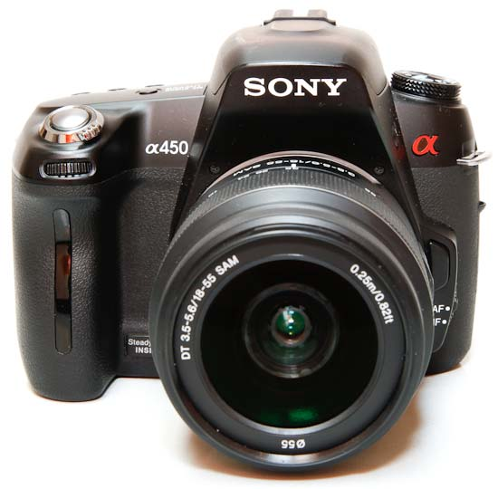 Sony A450