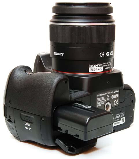 Sony A450