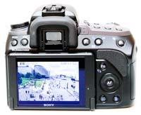 Sony A550