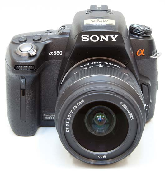 Sony A580