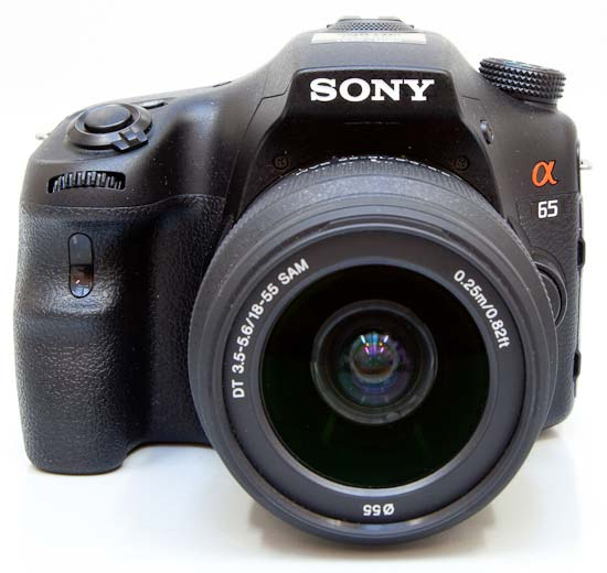 Sony A65
