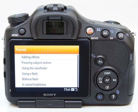 Sony A65