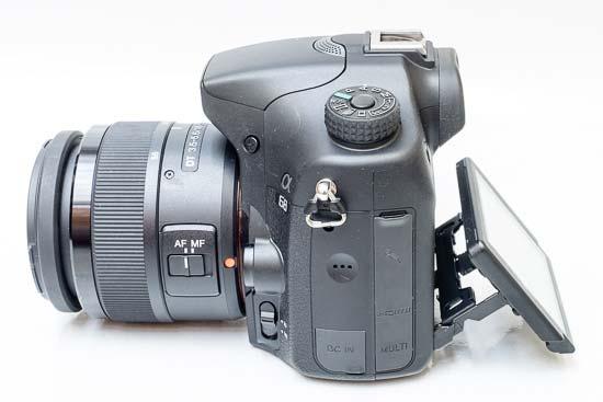 Sony A68