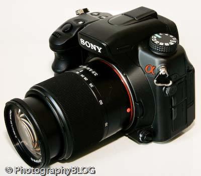 Sony A700