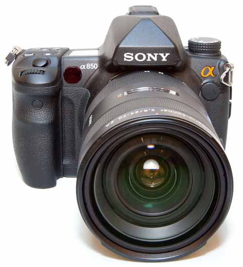 Sony A850