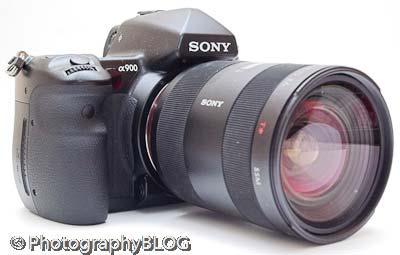 Sony A900