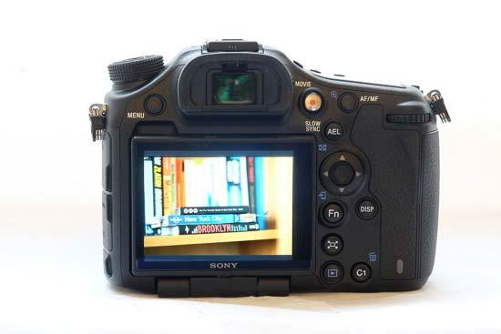 Sony A99 II