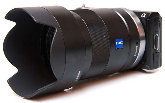 Sony Carl Zeiss Sonnar T* E 24mm f/1.8 ZA