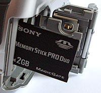 Sony Cybershot DSC-H2
