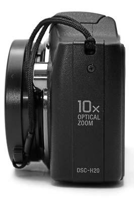 Sony Cyber-shot DSC-H20