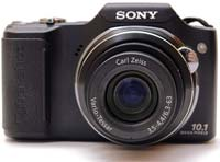 Sony Cyber-shot DSC-H20