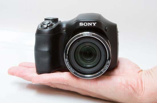 Sony CyberShot DSC-H200