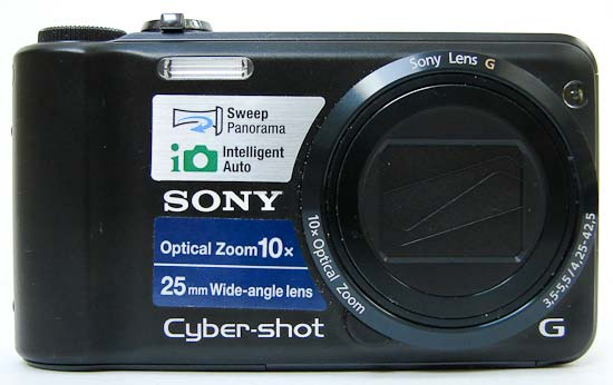 Sony CyberShot DSC-H55