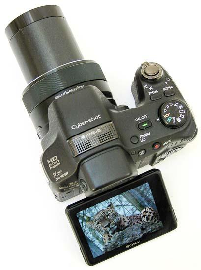 Sony CyberShot DSC-HX200V