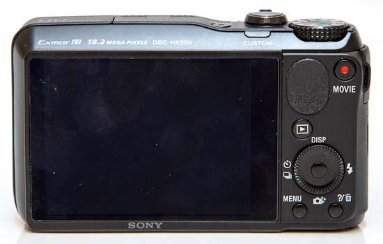 Sony CyberShot DSC-HX20V