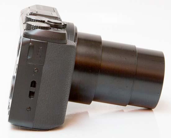 Sony CyberShot DSC-HX50V