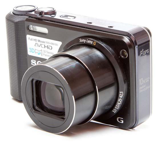 Sony CyberShot DSC-HX9
