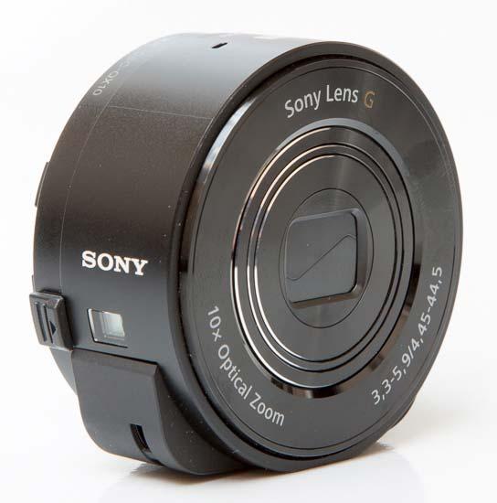 Sony CyberShot DSC-QX10