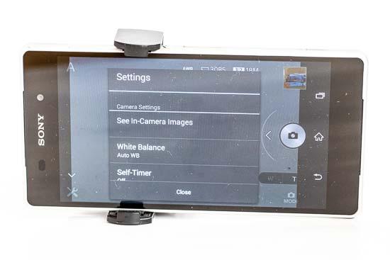 Sony CyberShot DSC-QX30
