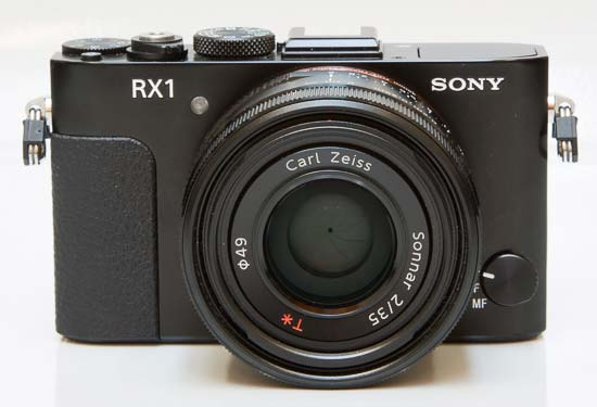 Sony Cyber-shot DSC-RX1