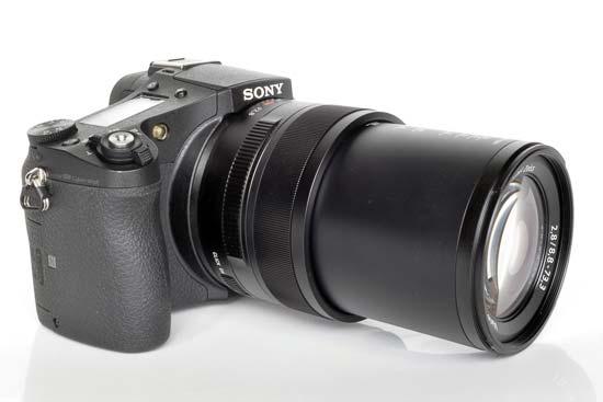 Sony Cyber-shot DSC-RX10 II