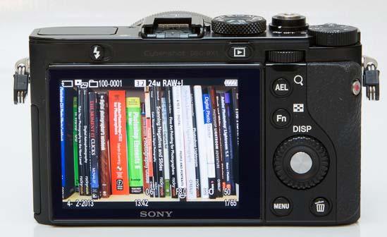 Sony Cyber-shot DSC-RX1R